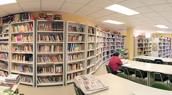 Espai en biblioteca pública de Puçol