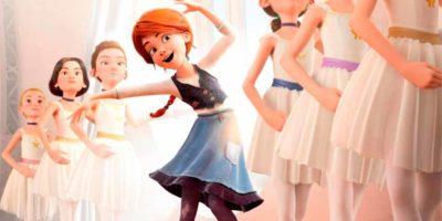Cartell pel·licula Ballerina