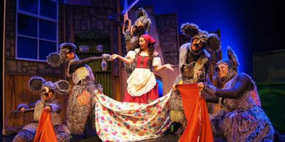 Escena de teatre Cenicienta La Magia del musical