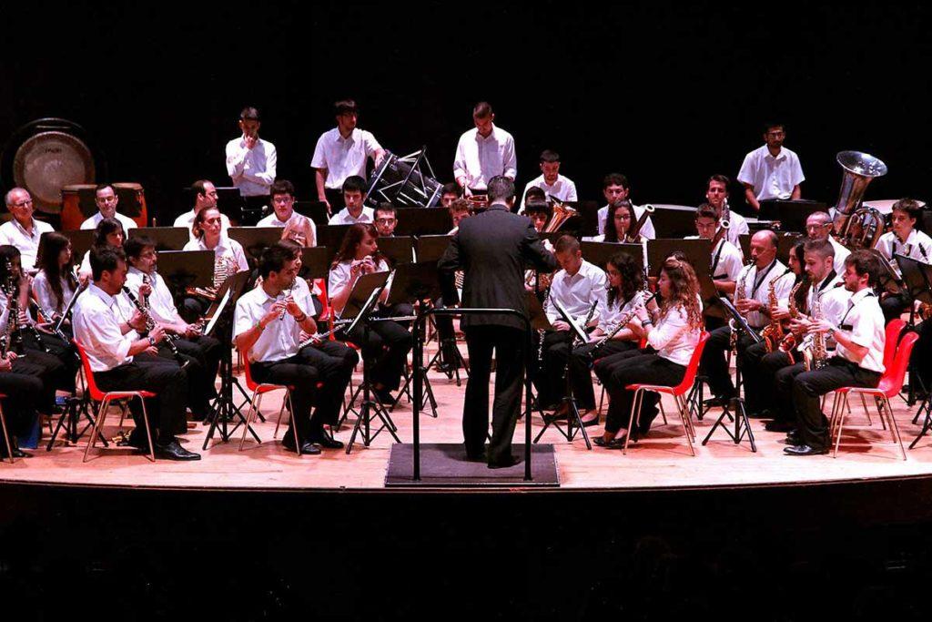 Actuació Centre Musical Santa Cecilia Puçol