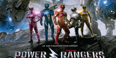 imagen de los 5 power rangers