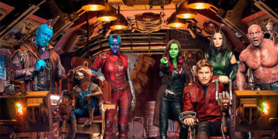 Imagen con los protagonistas de la película