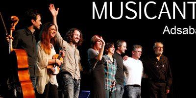 Miembros del grupo Musicants