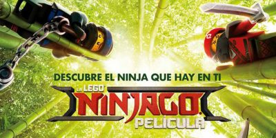 La lego ninjago