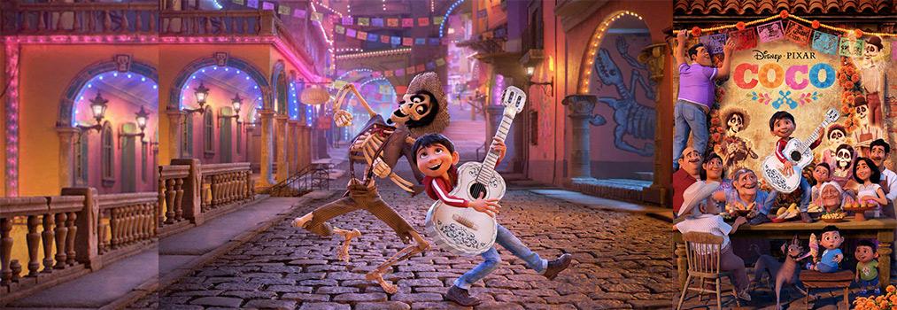 Imatges Coco pel·lícula