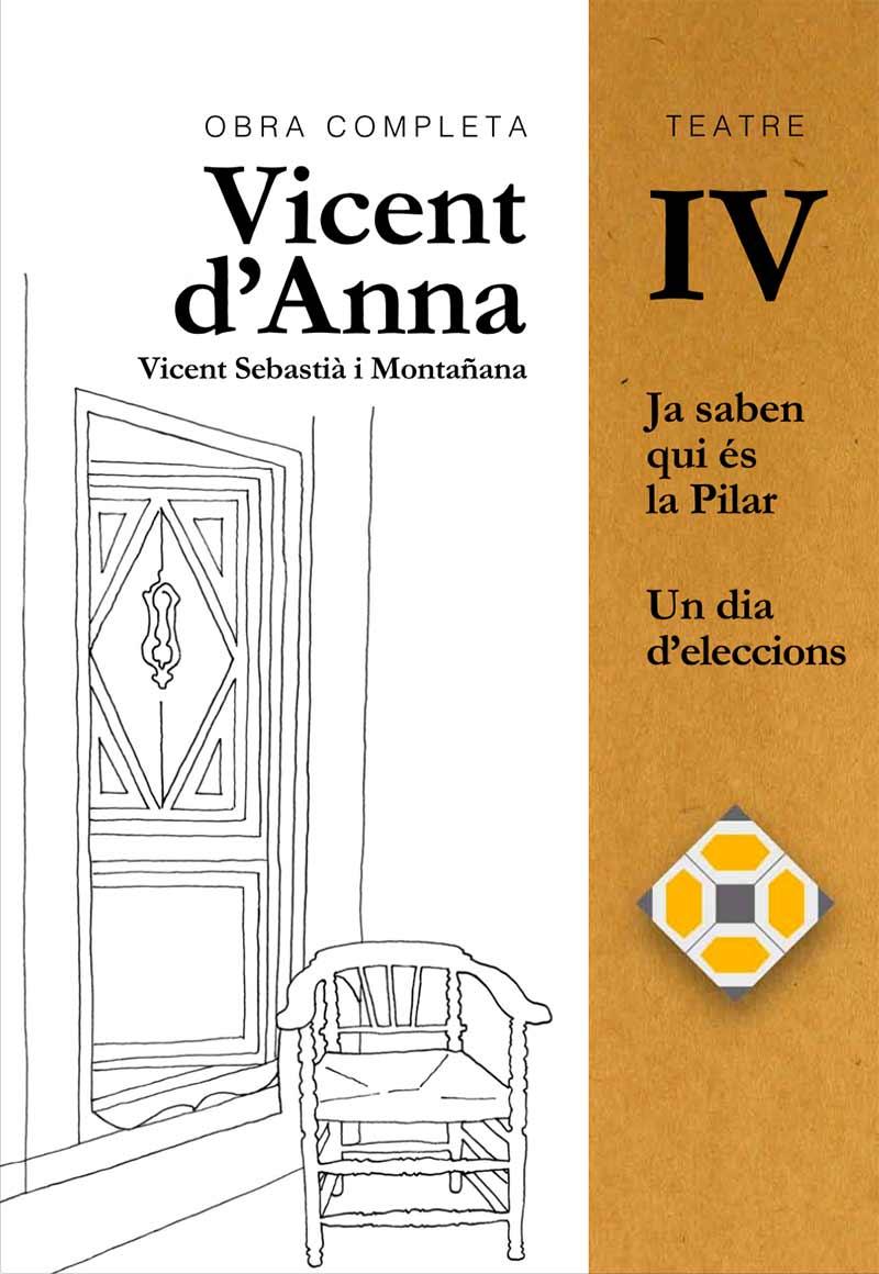 Portada Teatre Vicent d'Anna IV